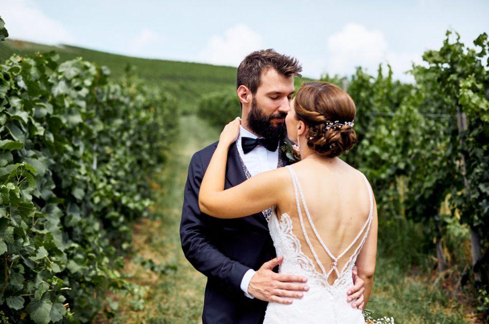 Gourmet Berner Weinstadt Hochzeit Doris + Philipp