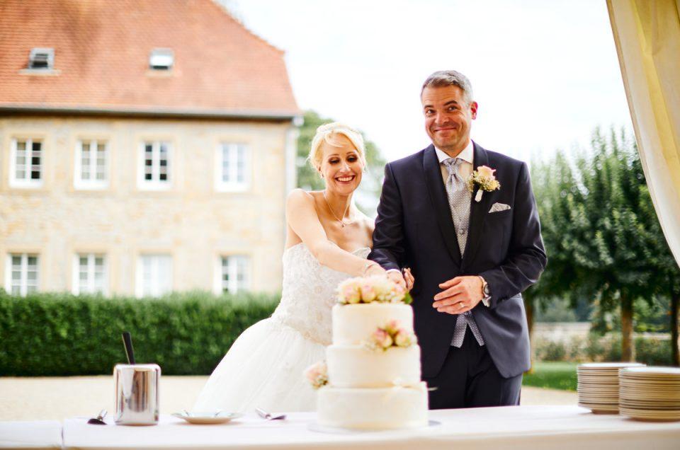 Schloss Neuhaus Sinsheim | Hochzeit Beatrice + Matthieu