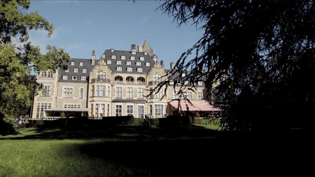 Schlosshotel Kronberg Hochzeitslocation Frankfurt