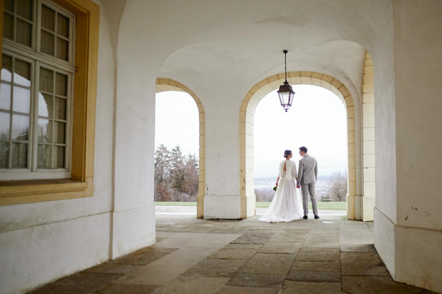 Hochzeitsfotograf Stuttgart Schloss Solitude